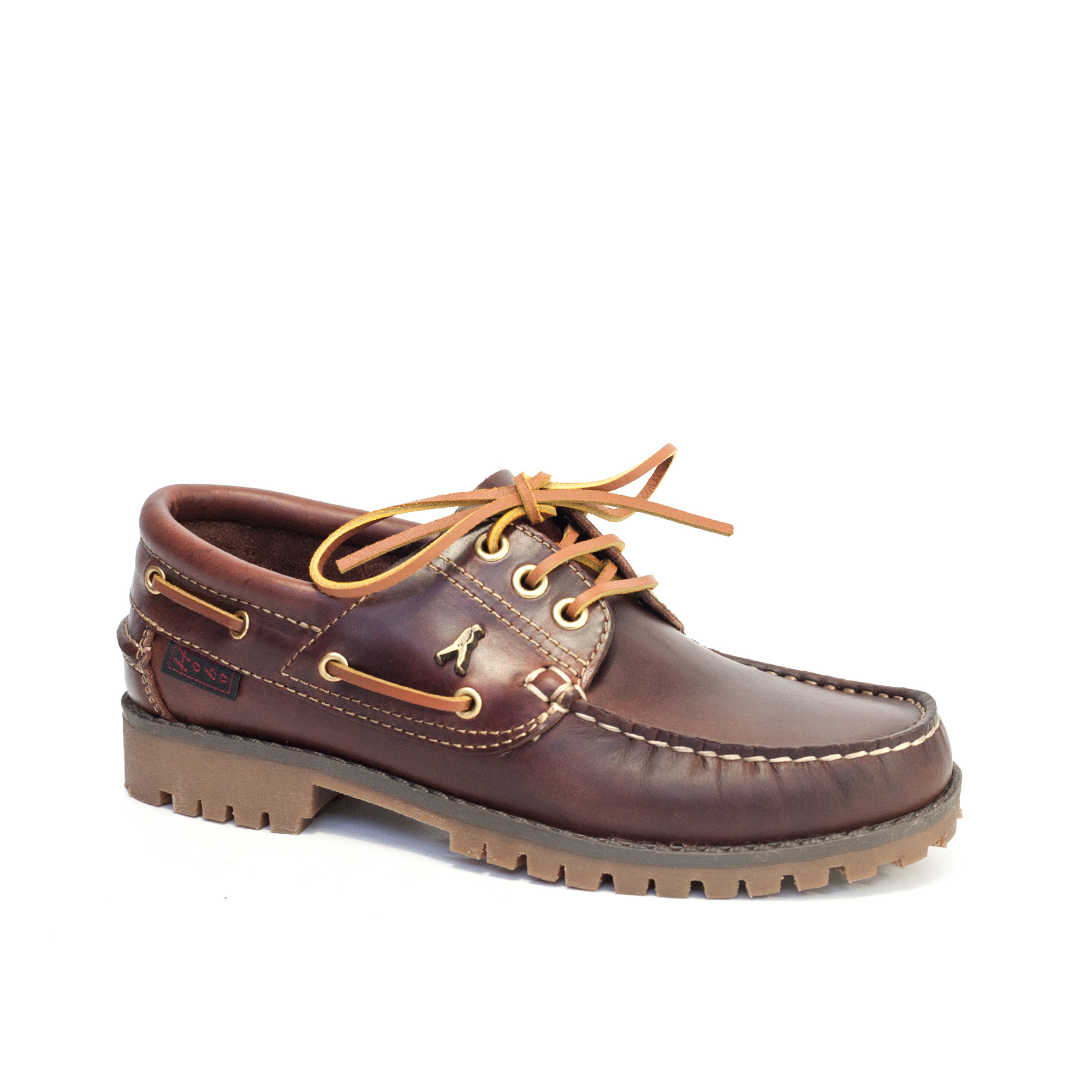 Aetna Bootsschuh texas brown