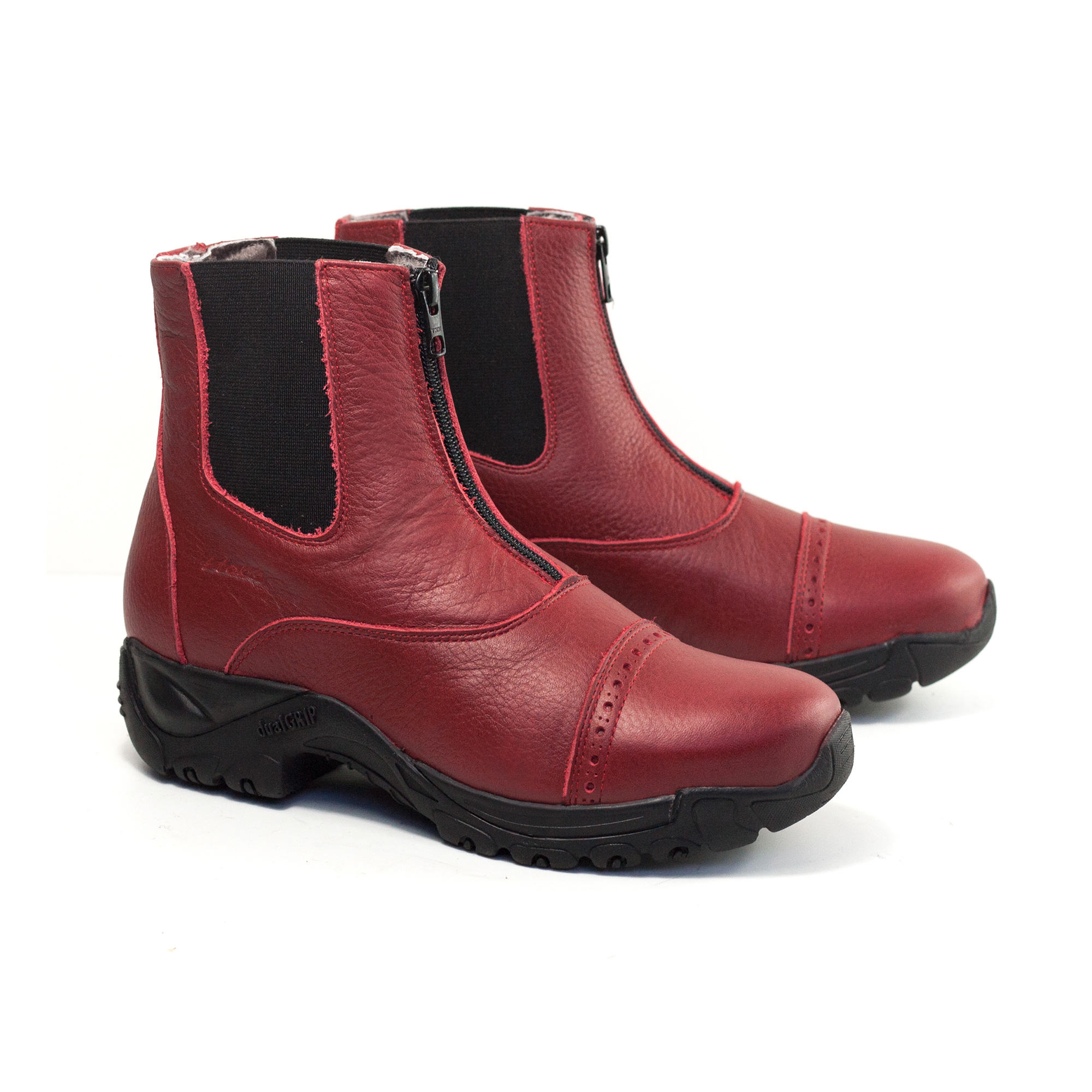 Hot Bob  Winterstiefelette red