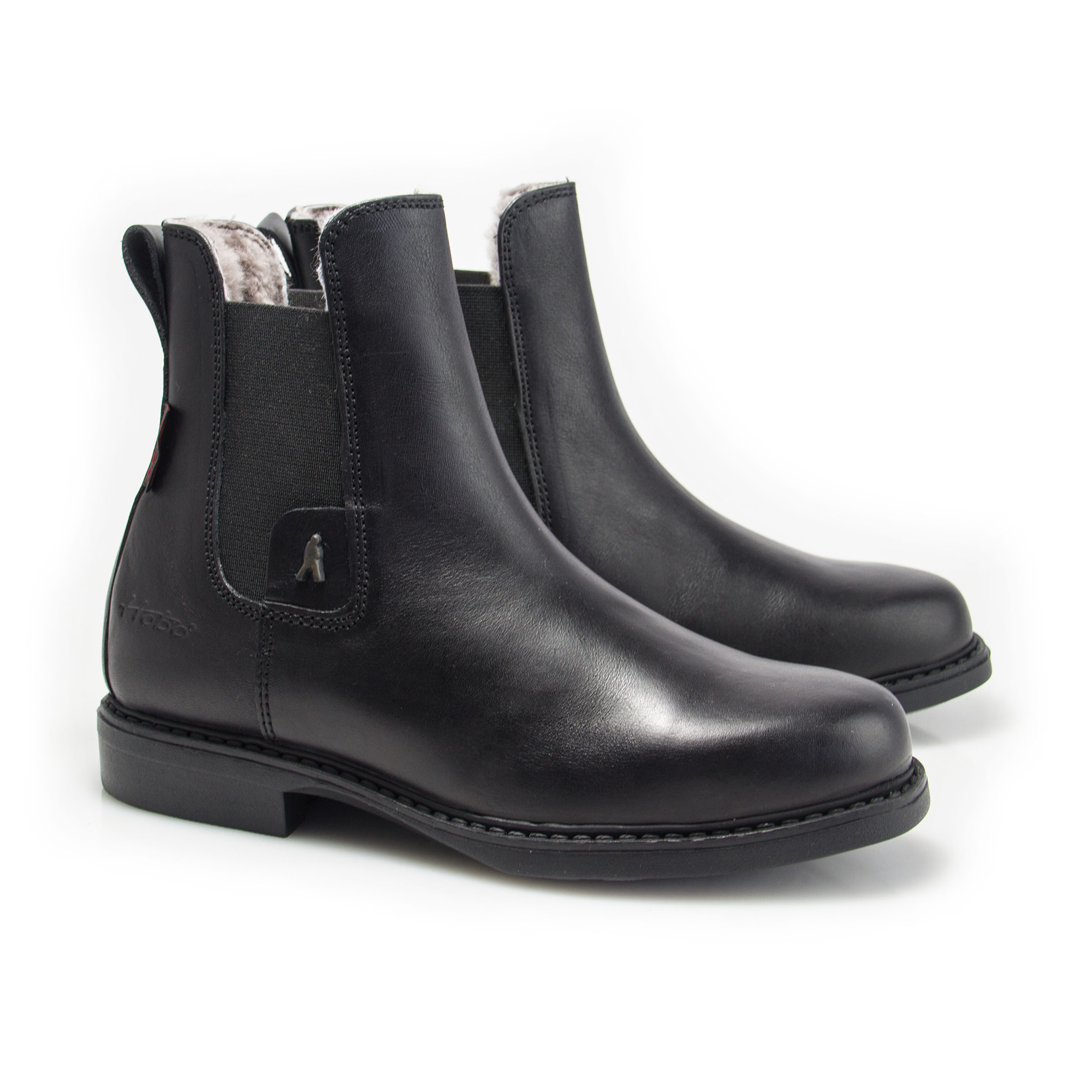 Teddy Adan Winterstiefelette black