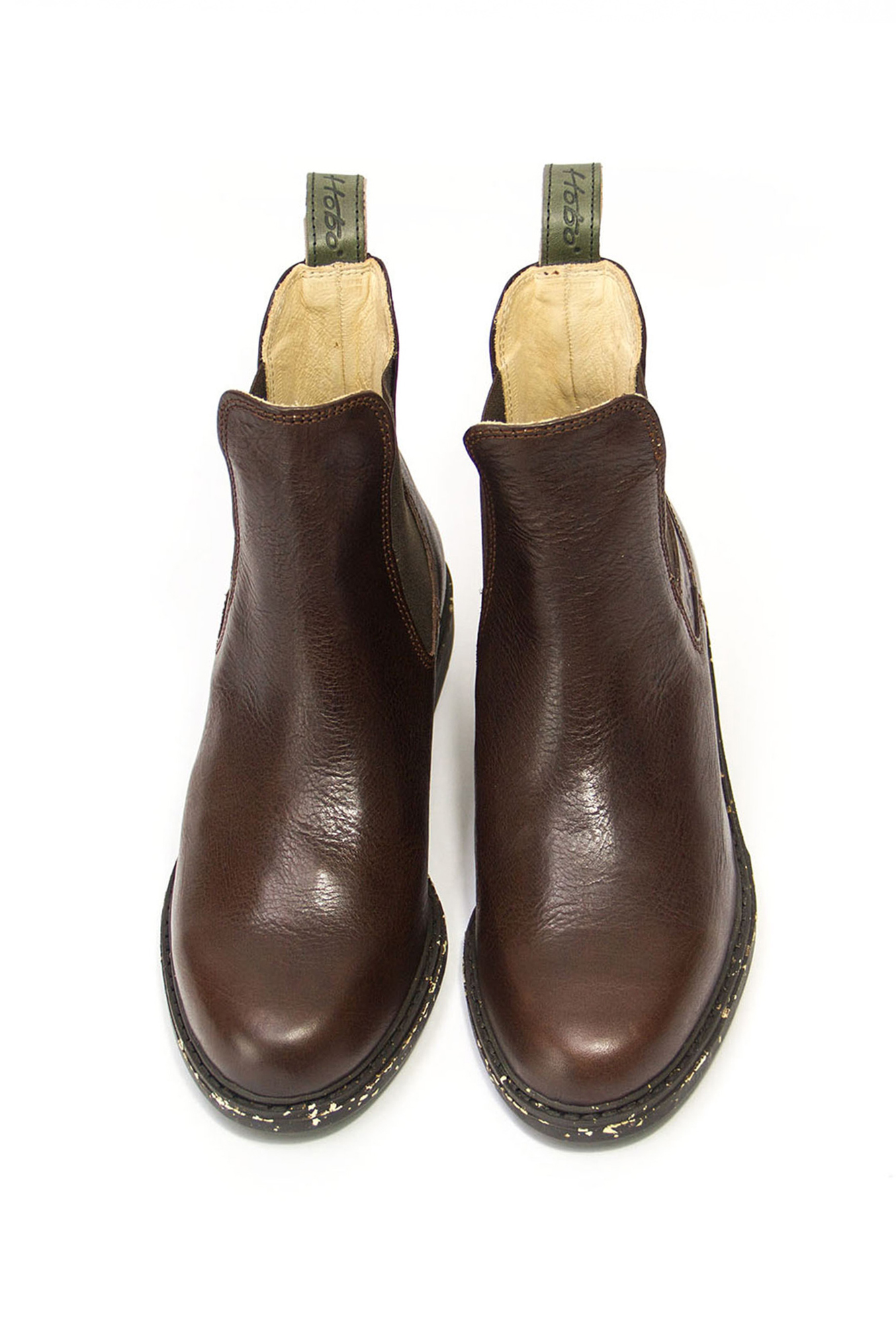 Adan Eco Stiefelette brown braun