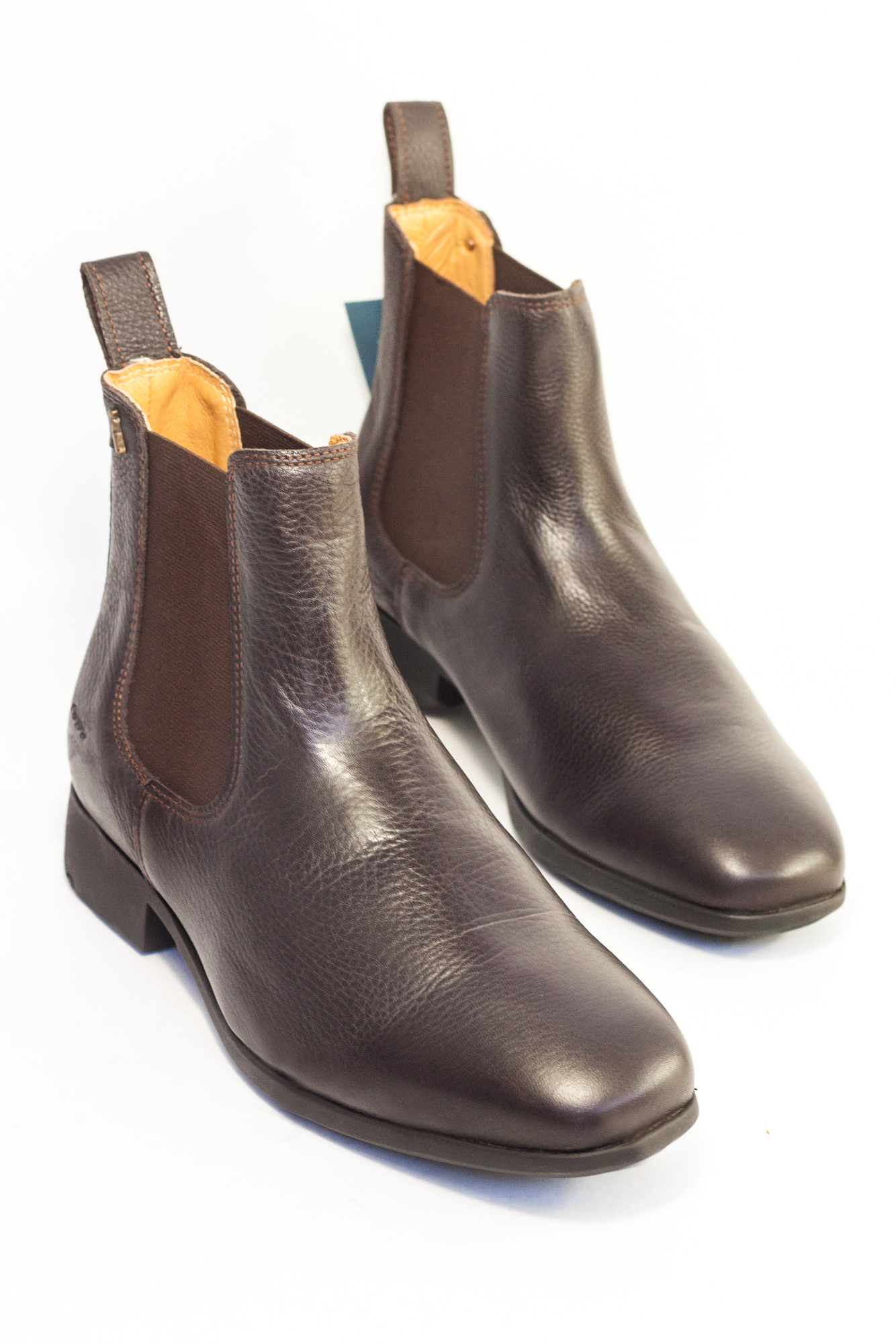 Luz Reitstiefelette brown